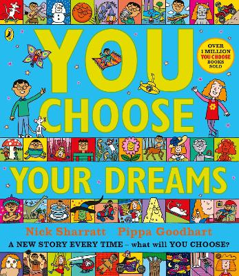 You Choose Your Dreams by Pippa Goodhart