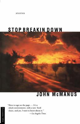 Stop Breakin Down by John McManus