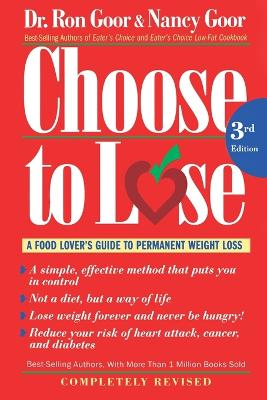 Choose to Lose book