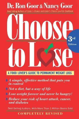 Choose to Lose book
