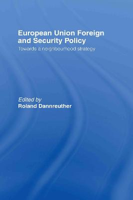 European Union Foreign and Security Policy book