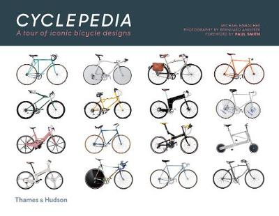Cyclepedia (Compact) by Michael Embacher