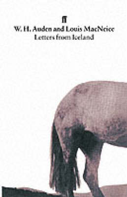 Letters from Iceland by Louis MacNeice