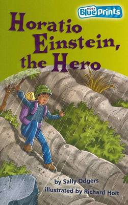 Blueprints Middle Primary B Unit 4: Horatio Einstein, the Hero by Sally Odgers