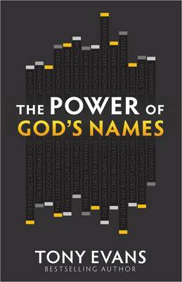 The Power of God's Names by Tony Evans