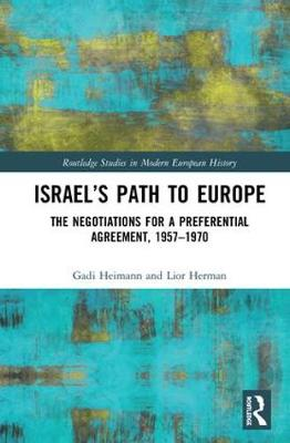 Israel's Path to Europe book