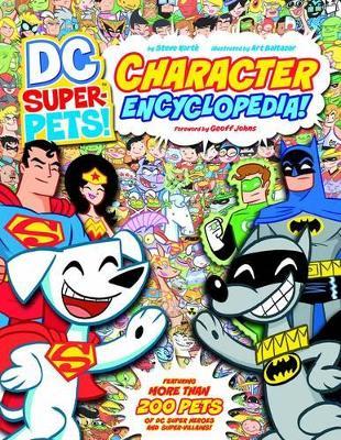 DC Super-Pets Character Encylopedia by Art Baltazar