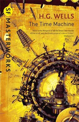 Time Machine by H.G. Wells