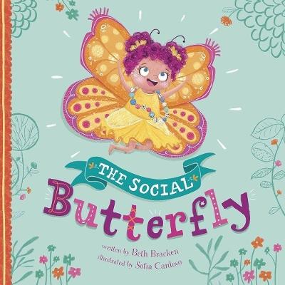 Social Butterfly by Beth Bracken
