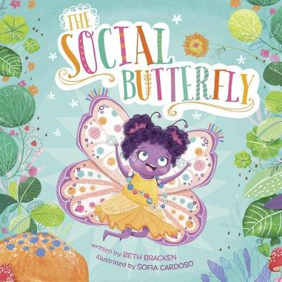 Social Butterfly by ,Beth Bracken