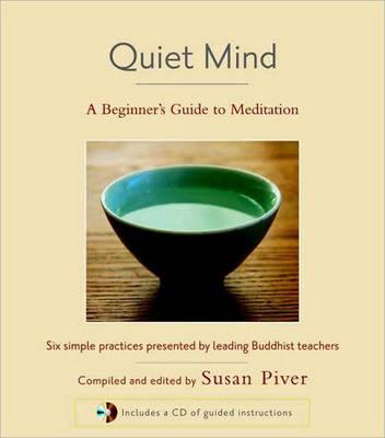 Quiet Mind book
