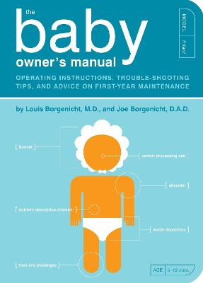 Baby Owner's Manual by Joe Borgenicht