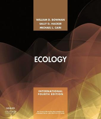 Ecology by William D. Bowman