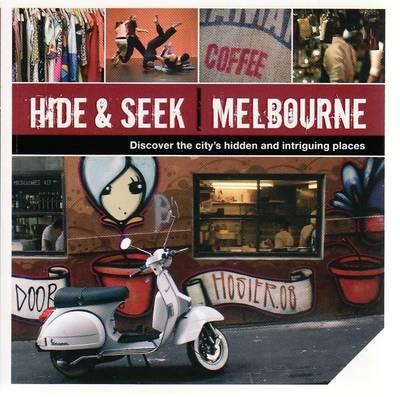 Hide & Seek Melbourne book