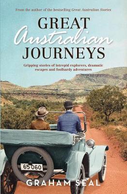 Great Australian Journeys book