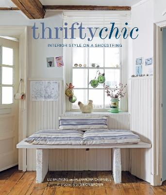 Thrifty Chic by Liz Bauwens