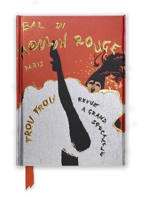 Rene Gruau: Bal du Moulin Rouge (Foiled Journal) by Flame Tree Studio