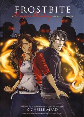 Frostbite: Vampire Academy Graphic Novel Book 2 by Richelle Mead