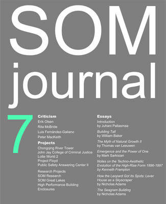 SOM Journal by Kenneth Frampton