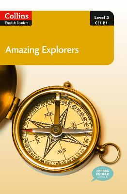 Amazing Explorers by Anne Collins