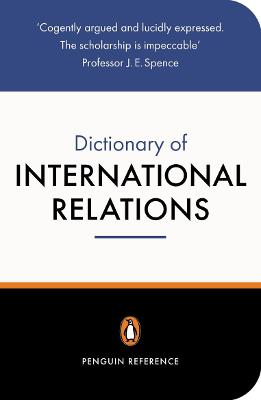 The Penguin Dictionary of International Relations by Graham Evans