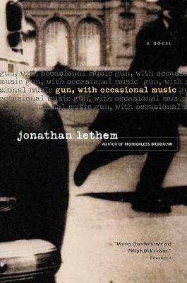 Gun, with Occasional Music book