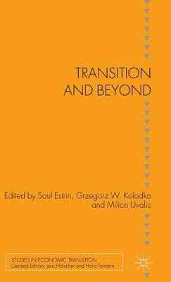 Transition and Beyond by Saul Estrin