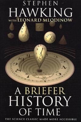 Briefer History of Time book