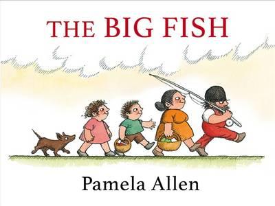 The Big Fish by Pamela Allen