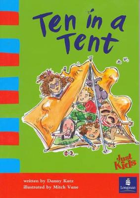 Ten in a Tent Set 5 by Danny Katz