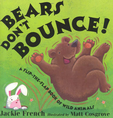 Bears Don't Bounce by Jackie French