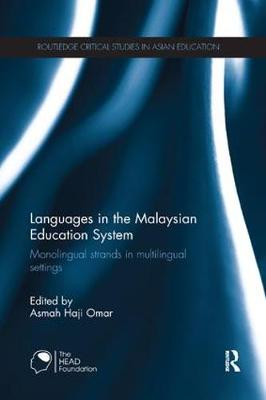 Languages in the Malaysian Education System by Asmah Haji Omar