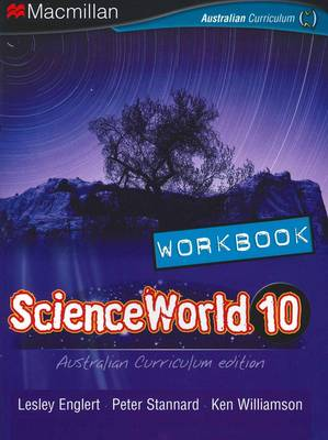 ScienceWorld 10 - Workbook by Ken Williamson