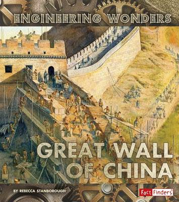 Great Wall of China by Rebecca J Stanborough