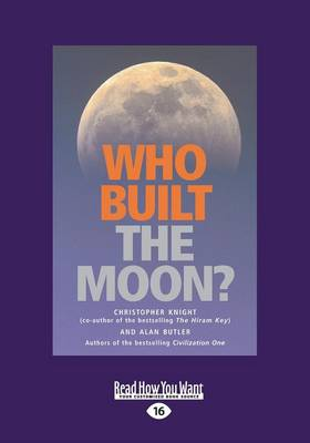 Who Built The Moon? by Alan Butler