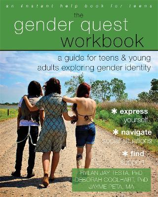 The Gender Quest Workbook by Rylan Jay Testa