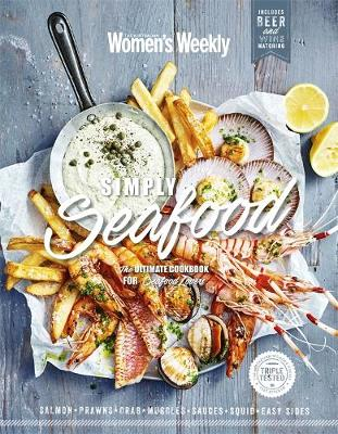 Simply Seafood by The Australian Women's Weekly