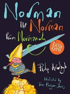 Norman the Norman from Normandy book
