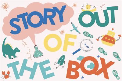 Story Out of the Box: 80 Cards for Hours of Storytelling Fun by Nicky Hoberman