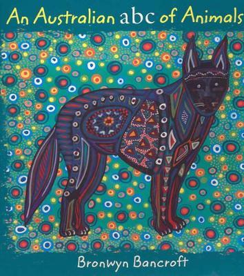 Australian ABC of Animals book
