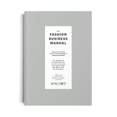 Fashion Business Manual book