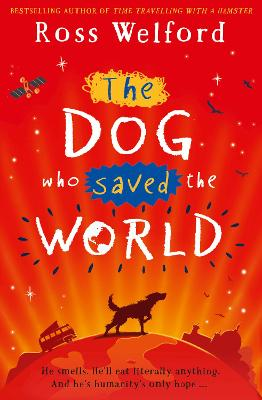 The Dog Who Saved the World book