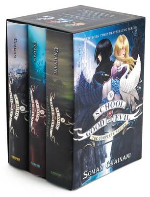 The School for Good and Evil Series Box Set by Soman Chainani