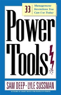 Power Tools by Lyle Sussman