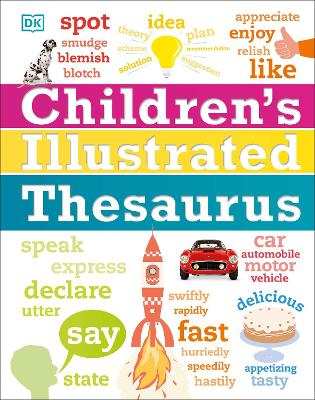 Children's Illustrated Thesaurus by DK