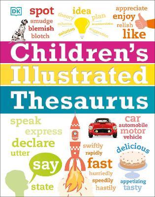 Children's Illustrated Thesaurus by DK