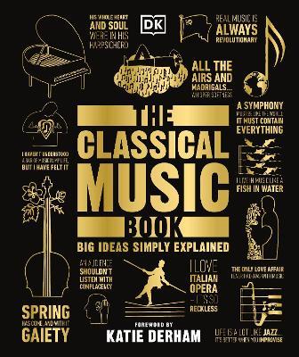 Classical Music Book by DK