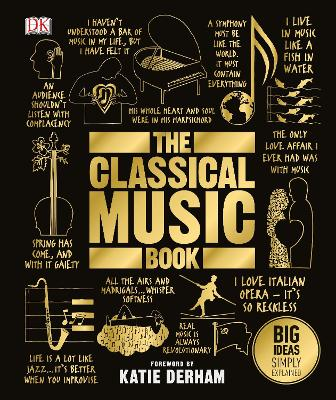 The Classical Music Book by DK