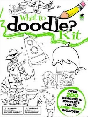 What to Doodle? Kit book