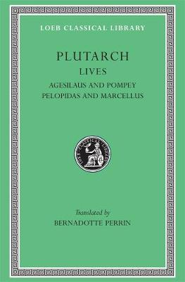 Parallel Lives by Plutarch